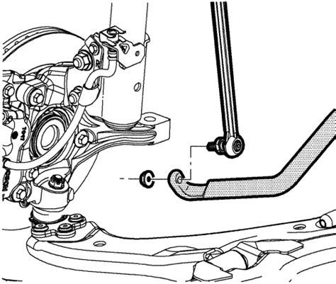 05 Caravan Sway Bar Diagram repair guides
