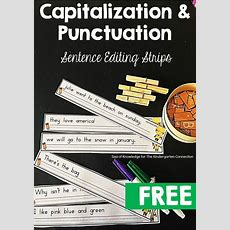 32 Best Capitalization Mini Lesson Images On Pinterest  Classroom Ideas, Handwriting Ideas And