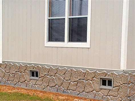 Mobile Home Skirting Guide   Unbiased Advice to Find the