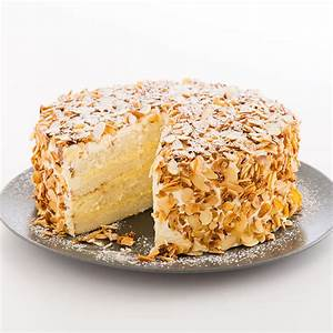 Toasted Almond Cake Cook39s Country