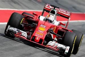 Formel 1 Testfahrten Barcelona Vettel Schneller Als