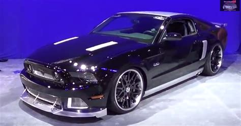 2014 ford mustang custom american muscle car png