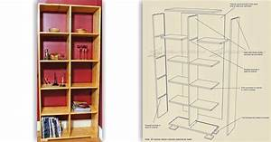 Cube Storage Unit Plans • WoodArchivist