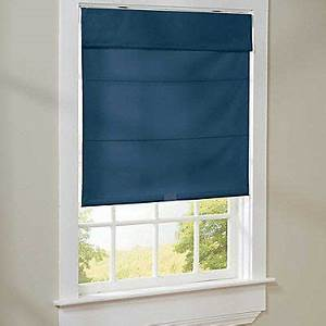 1000 images about home kitchen window treatments on With cordless roman shades for windows