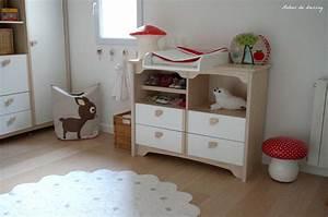 Dressing Autour Du Lit : chambre autour de bb lit combin x cm volutif en lit ~ Premium-room.com Idées de Décoration
