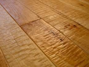 hickory scraped hardwood flooring photo