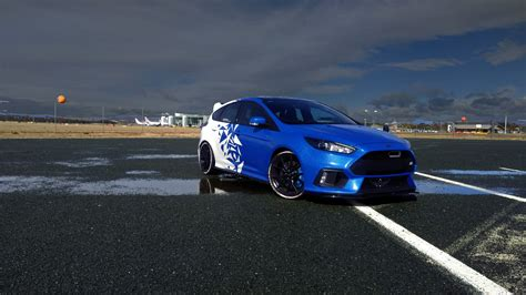 cameron ford focus rs mk hot hatch