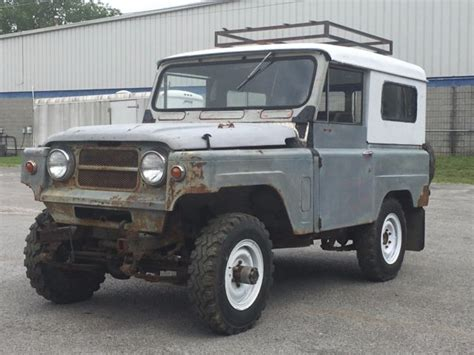 1967 nissan patrol parts classic 1967 nissan patrol l60 4x4 solid rare and