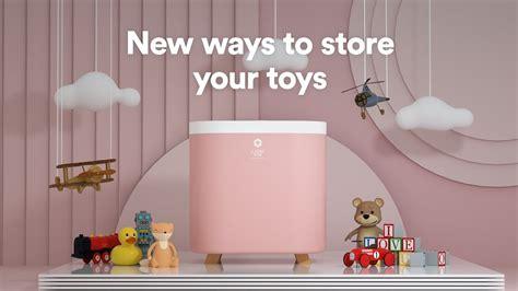 [ENG] JJOBI BOX Launching - Toy sterilizer storage - YouTube
