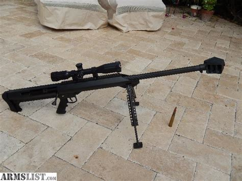 Bmg 50 Cal For Sale by Armslist For Sale Barrett 50 Cal Bmg Model 95 With Scope