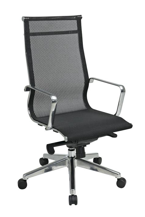 7360mlt office modern executive mesh back and seat