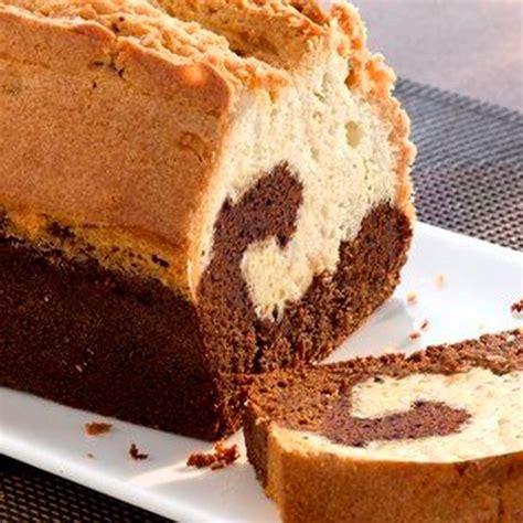 guide cuisine recettes recette cake marbré au chocolat facile