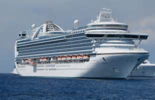 ruby princess cruise ship review and tour