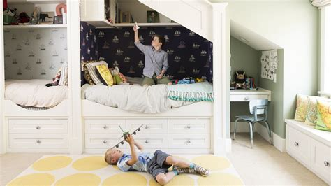 Shared Kids Room Ideas From Pinterest-today.com