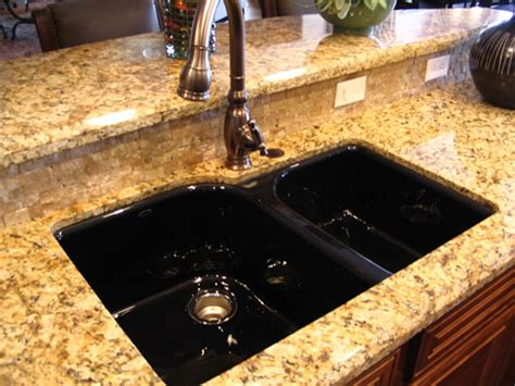 black granite kitchen sink black kitchen sink an irresistible elegance