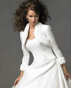gorgeous winter wedding dress jackets byebyebride With dress and coat for winter wedding