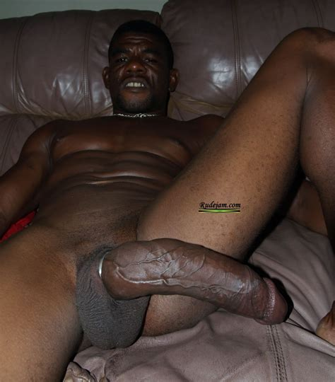 Jamaican Men Dick