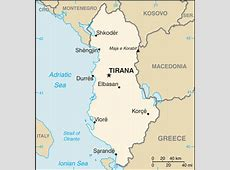 Albania Google Map Driving Directions and Maps
