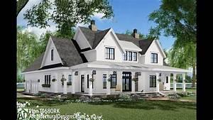 Architectural Designs Modern Farmhouse Plan 14680RK ...