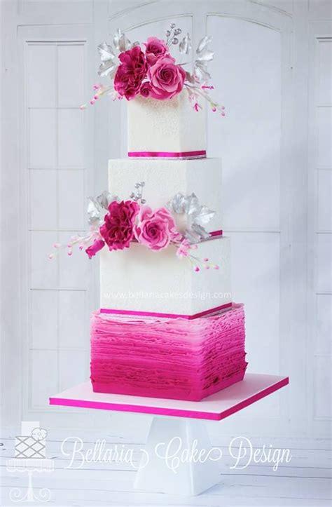 taart decoratie ideeen 25 beste idee 235 n over roos bruidstaarten op pinterest