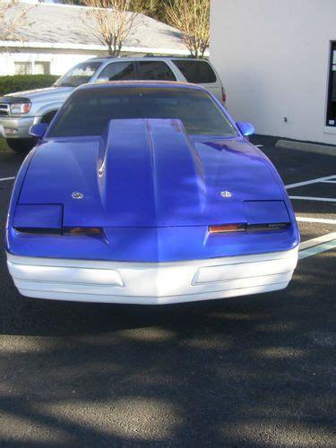 Sell Used Pontiac Firebird Formula Coupe