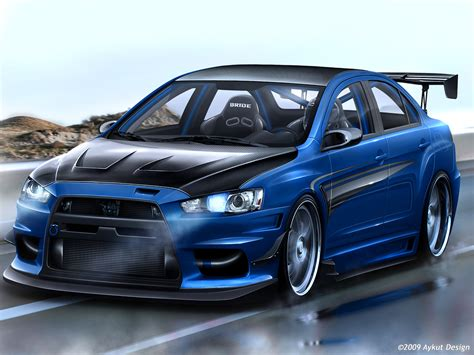 mitsubishi evolution inovatif cars mitsubishi evo x
