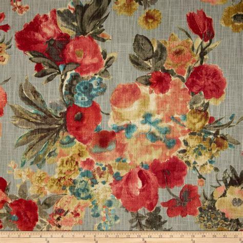 foto de HGTV HOME Garden Odyssey Slub Fog Home decor fabric