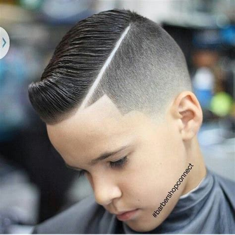 25  best ideas about Boys fade haircut on Pinterest   Kid