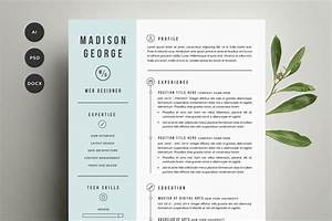 Resume cover letter template resume templates on for Free creative cover letter templates
