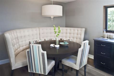 Banquette Dining Sets For Elegant Dining