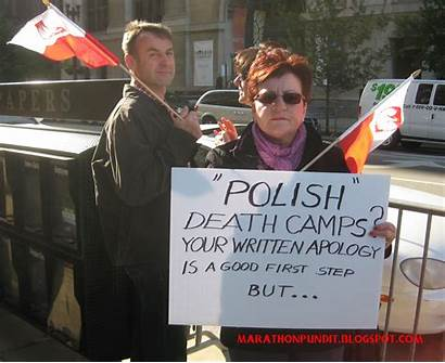 Polish Americans Obama Chicago Woman Protest Fundraiser
