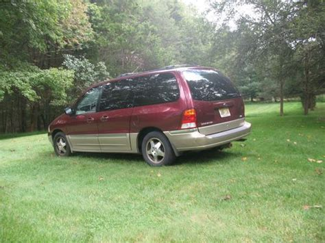 ford windstar loaded