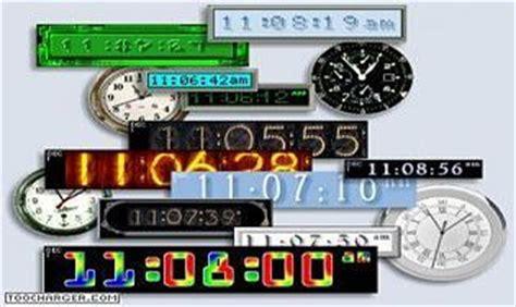 horloge bureau windows logiciel horloges télécharger des logiciels pour windows
