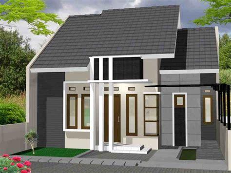 gambar desain rumah minimalis type   lantai gambar