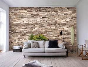 habillage mur interieur en bois
