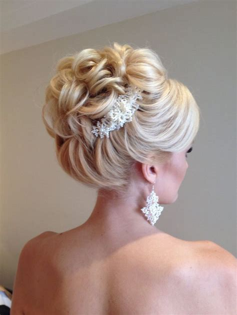 hair styles   bride bridal party images
