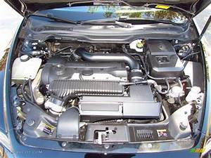 2007 Volvo S40 T5 Engine Photos