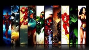 Free, Superhero, Wallpapers