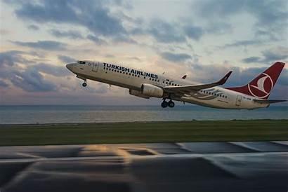 Turkish Airlines Boeing Airline Airplane Max Emirates
