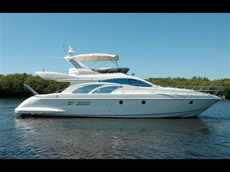 Used Work Boats For Sale Florida by 2009 Azimut 50 Fly Power Boat For Sale Miami Fl Palm