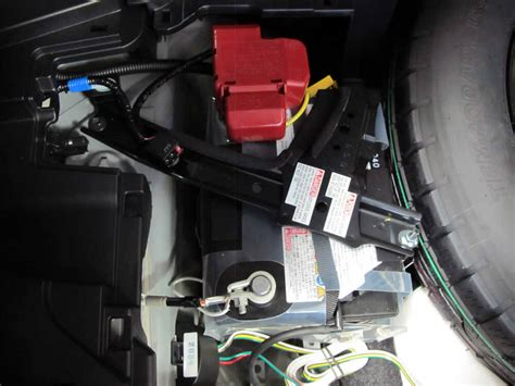 Rav4 Trailer Wiring Harnes by 2017 Toyota Rav4 T One Vehicle Wiring Harness With 4 Pole