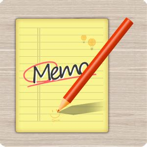 memo app for android android app wizard memo note taking for samsung