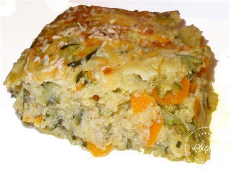 cuisine courgettes gratin gratin quinoa courgettes carottes la tendresse en cuisine
