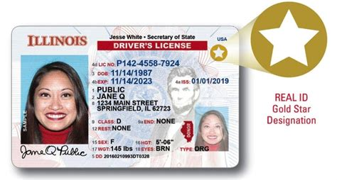 Illinois Ready To Issue Real Id-compliant Driver's