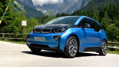 Bmw I3 94ah (2016) Review