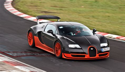 Top Speed Of Bugatti Veyron Ss the bugatti veyron ss is going for a ring record