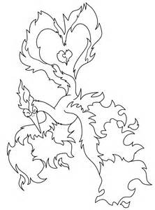 Pokemon Articuno Coloring Pages