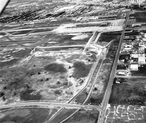 florida memory aerial view  miami international airport