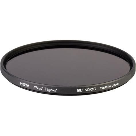 hoya 77mm pro 1d 16x 4 stop neutral density filter xd77nd16