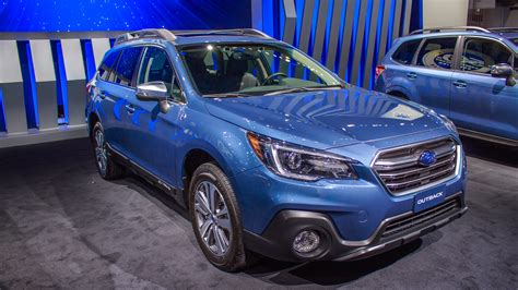 subaru outback  anniversary edition review top